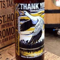 anchorage thank you bottle