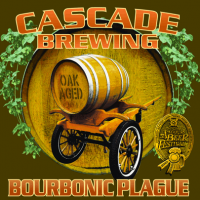 Cascade Bourbonic Plague Northwest Sour Ale
