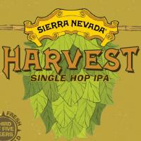 Sierra Nevada Harvest Single Hop IPA Equinox