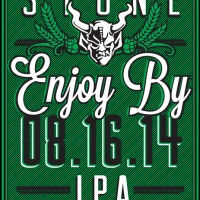 Stone Enjoy By 08.16.14 IPA