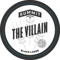 Summit The Villain Black Lager