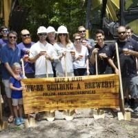 Swamp Head Brewery groundbreaking