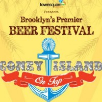 coney island on tap banner