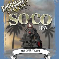 Bootleggers Soco IPA