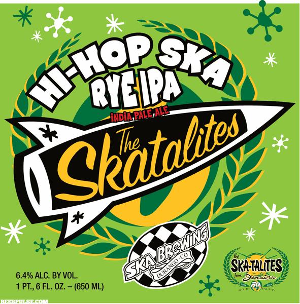 Hi-Hop Ska Rye IPA