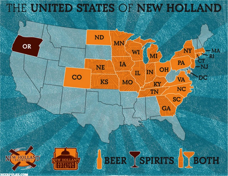 new holland brewing to add colorado nebraska kansas and iowa