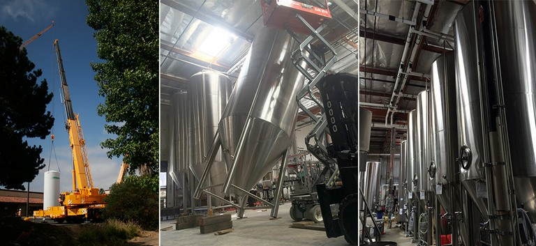 Saint Archer Brewing expansion