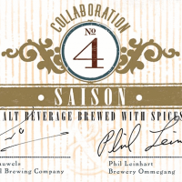 Boulevard Collaboration No. 4 Saison
