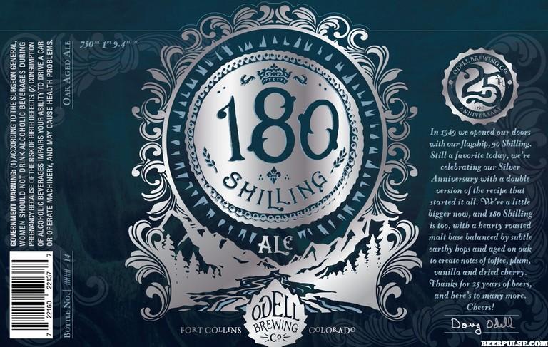 Odell 180 Shilling Ale