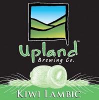 Upland Kiwi Lambic label