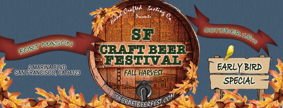 Craft Beer Festival Fort Mason