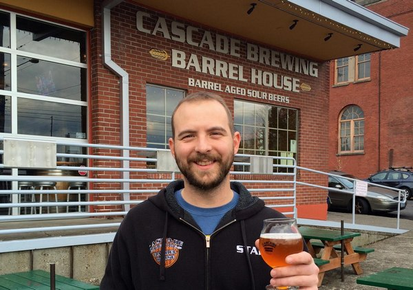 Cascade Brewing expansion 2014