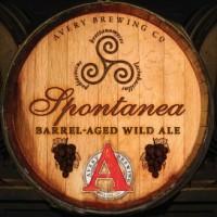 Avery Spontanea Barrel-Aged Wild Ale