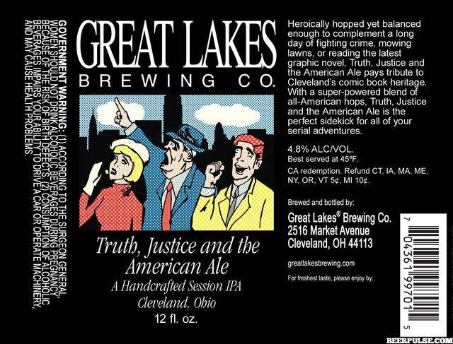Great Lakes Brewing to refresh logo, packaging and add new beers in ...