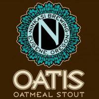 Ninkasi Oatis Oatmeal Stout label