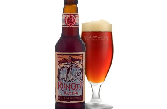 Odell Runoff Red IPA Banner Crop BeerPulse