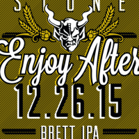 Stone Enjoy After 12.26.15 IPA BeerPulse label
