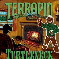 Terrapin Turtleneck Gingerbread Winter Warmer label BeerPulse