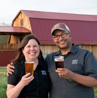 piney river joleen, brian and barn beerpulse