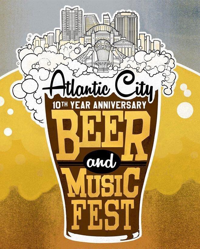 Atlantic City Beer Festival Celebrates A Decade This