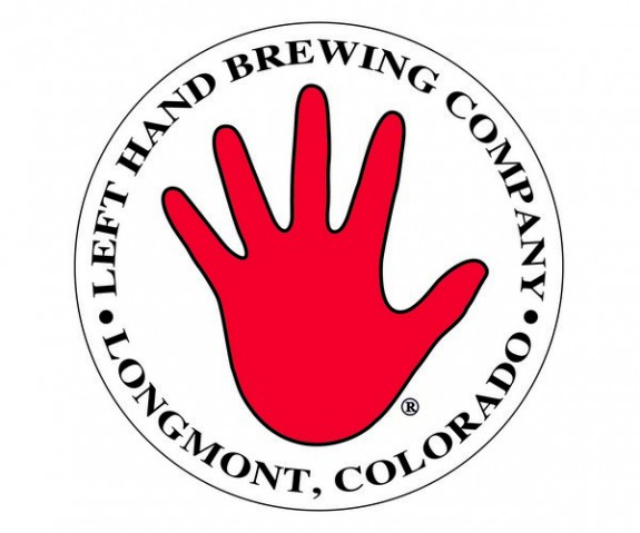 Left Hand Brewing Logo - Black Outline
