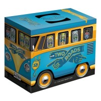 Two Roads Beer Bus Variety Pack Cans