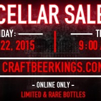 craft beer kings march cellar sale