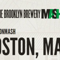 Brooklyn Brewery Mash BostonMash