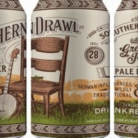 Great Raft Southern Drawl cans lineup