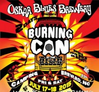 Oskar Blues Burning Can Brevard