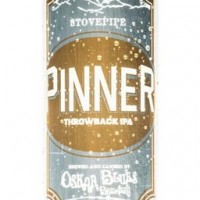 Oskar Blues PINNER Throwback IPA 16OZ CAN