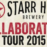 Starr Hill Brewery Collaboration Tour 2015 banner