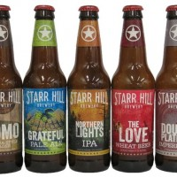 Starr Hill Brewery New Packaging Lineup BeerPulse