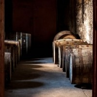jameson warehouse barrels