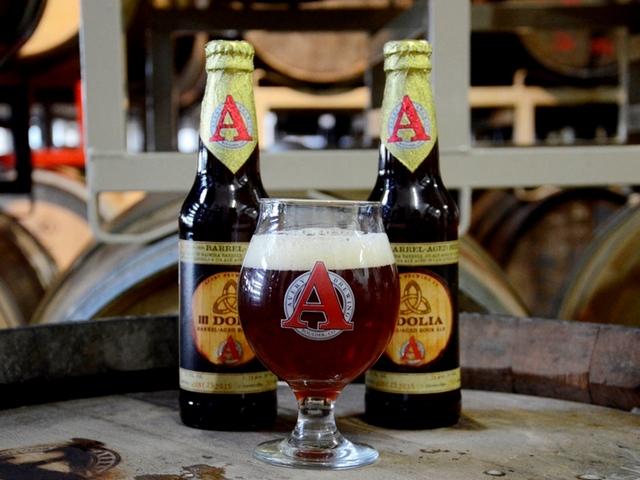 Avery III Dolia bottles BeerPulse