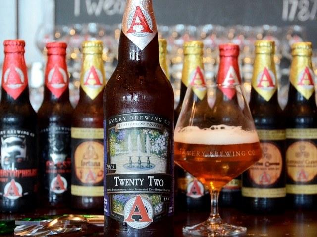 Avery Twenty Two BeerPulse
