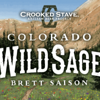 Crooked Stave WildSage Brett Saison label BeerPulse