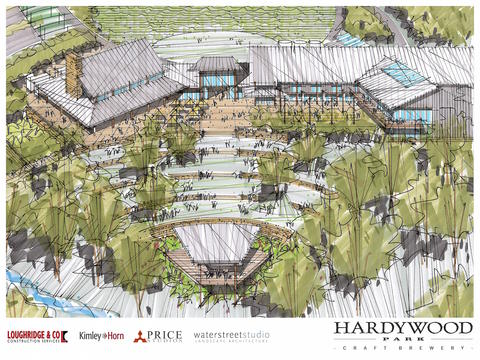 Hardywood West Hardywood Park To Invest 28 Million Into