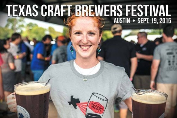 Texas craft brewers festival focusing only on texas made for Texas craft brewers festival