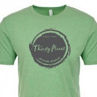 Thirsty Planet Brewing Co beer t-shirt
