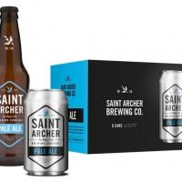 Saint Archer Pale Ale BeerPulse