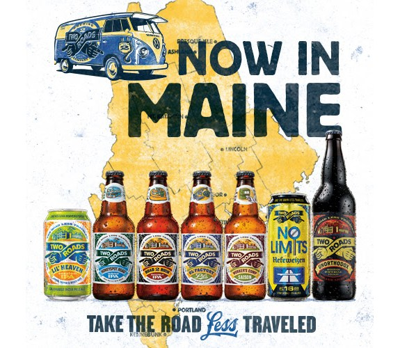 Two Roads Brewing Maine