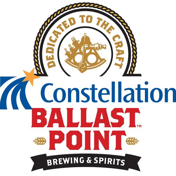 Ballast Point Brewing Constellation Brands logo square