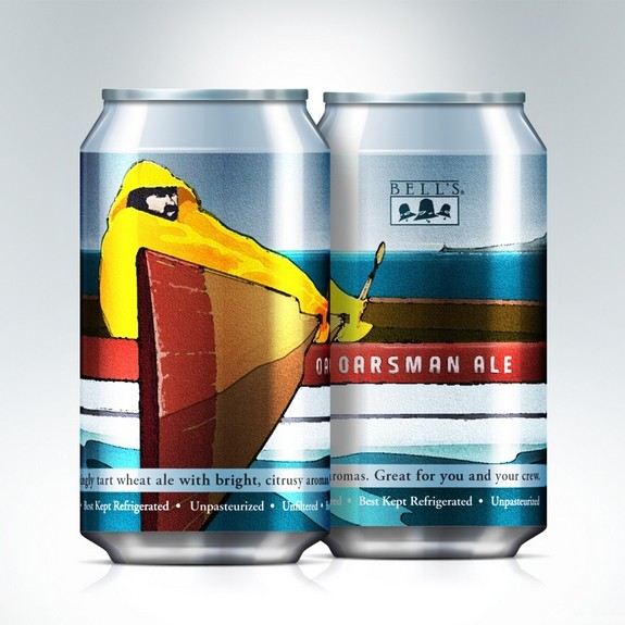 Bell's Oarsman Ale 12OZ CAN BeerPulse