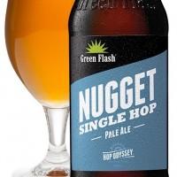 Green Flash Nugget Single Hop BeerPulse crop