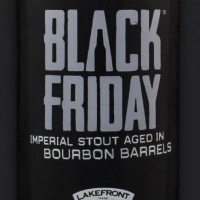 Lakefront Black Friday 2015 bottle crop BeerPulse
