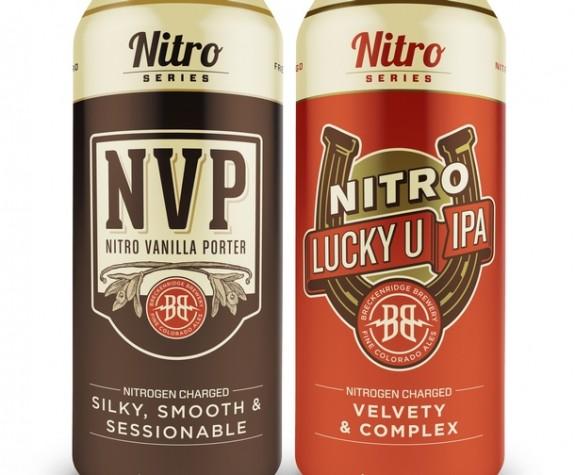 Breckenridge Nitro Can Series 16oz cans BeerPulse