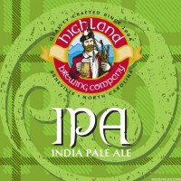 Highland IPA logo BeerPulse 2015