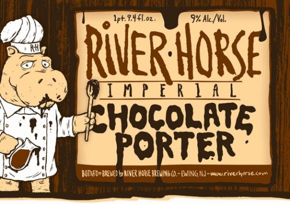 River Horse Imperial Chocolate Porter BeerPulse Rare Beer Club