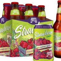 Abita Strawberry Lager Packaging BeerPulse